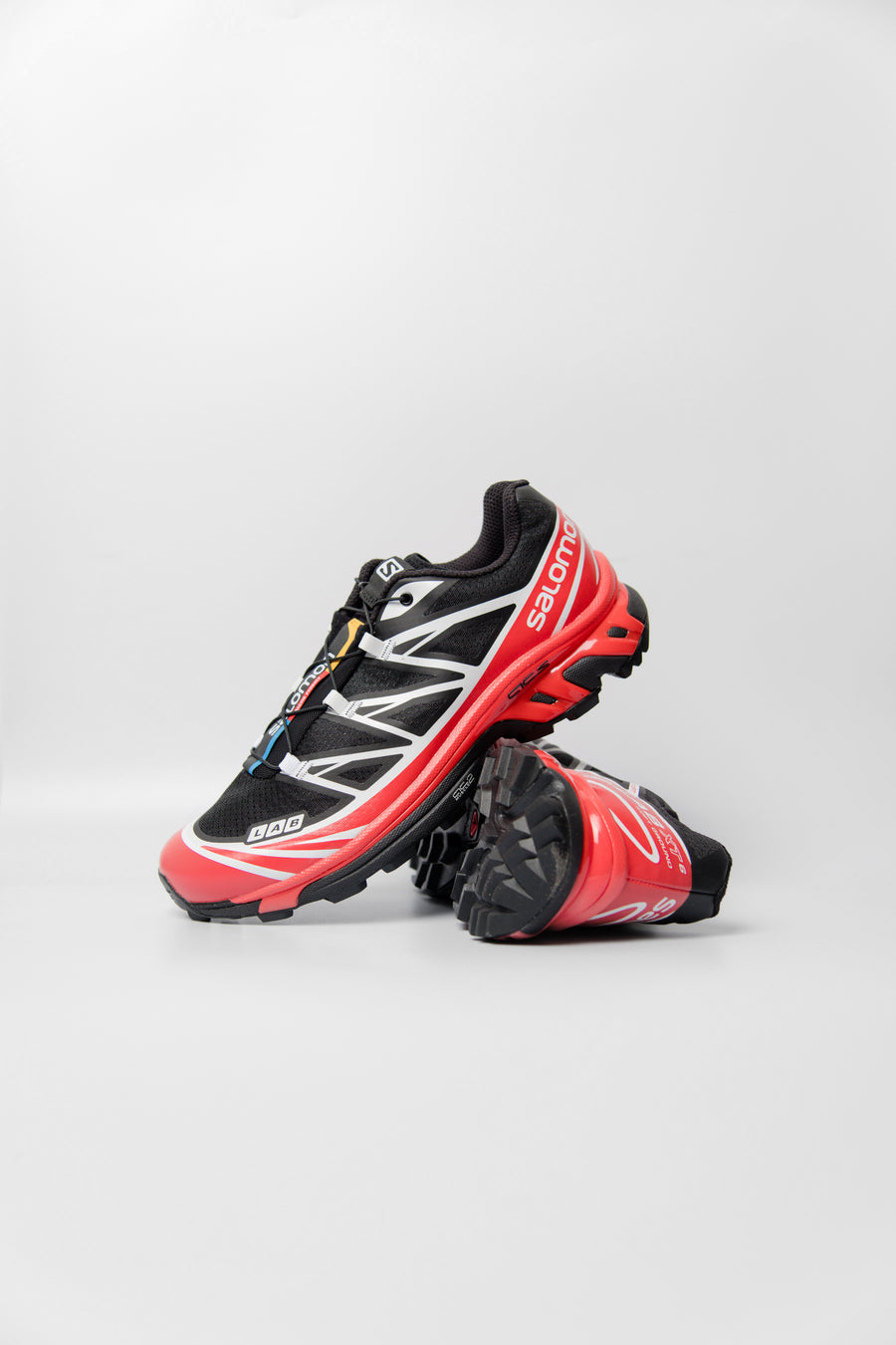 XT-6 Advanced Black/Racing Red/White L41394800