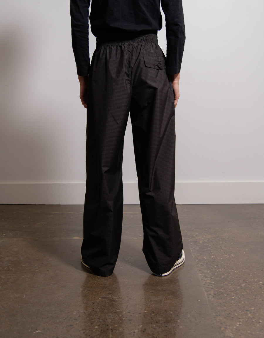 Reduced Trouser Chelsea Check Charcoal