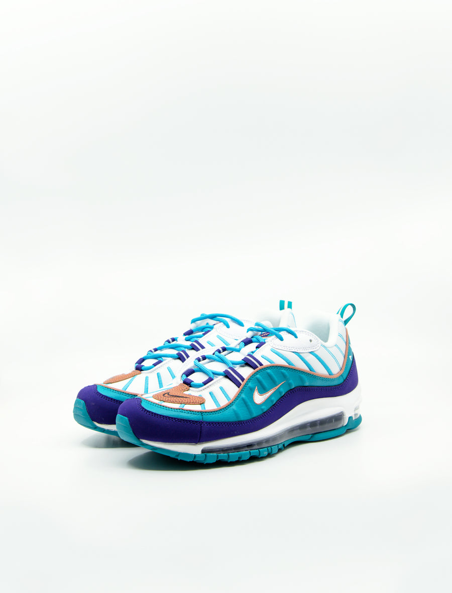 Air Max 98 Court Purple/Blush/Teal 640744-500