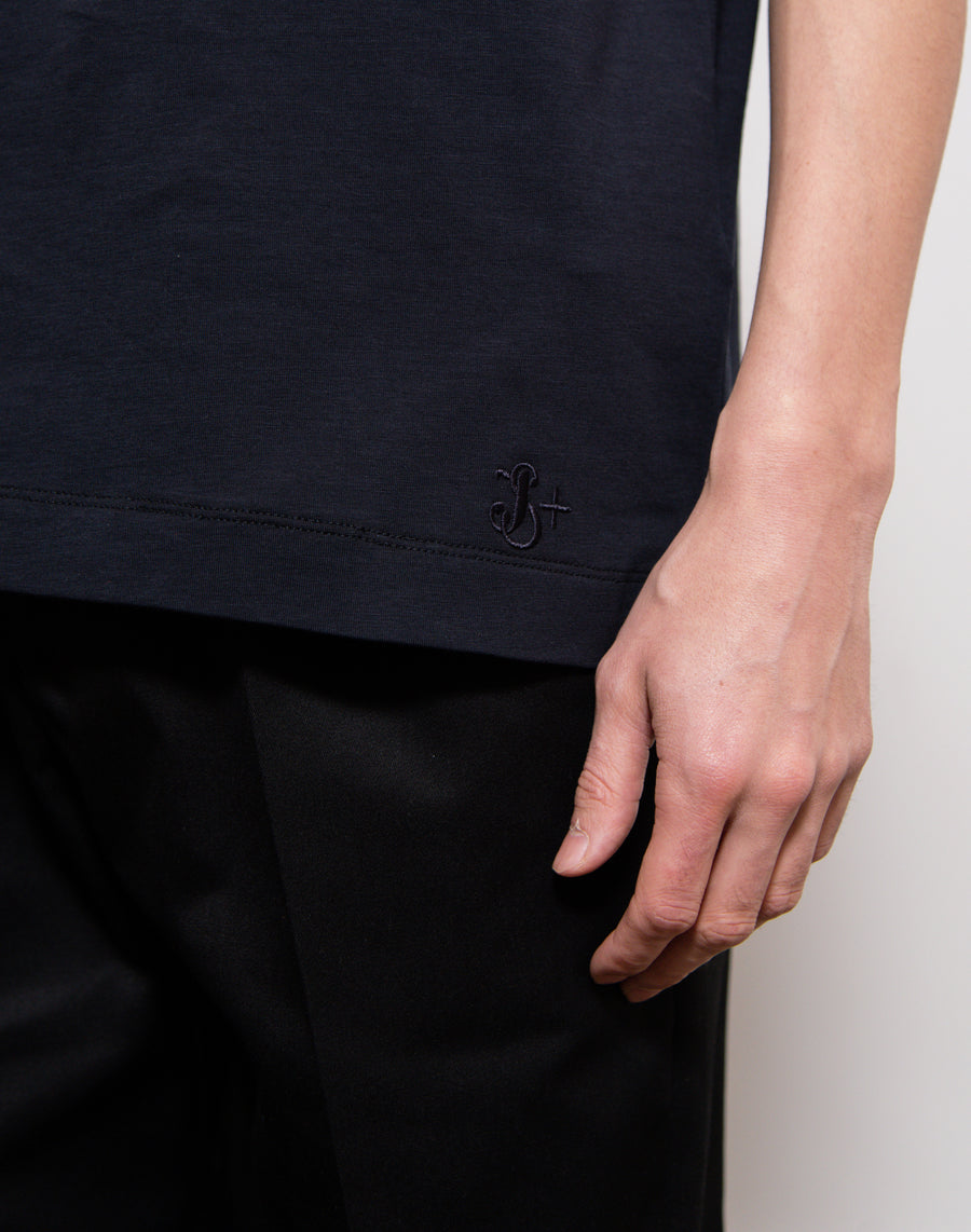 JS+ Polo Shirt Midnight Blue