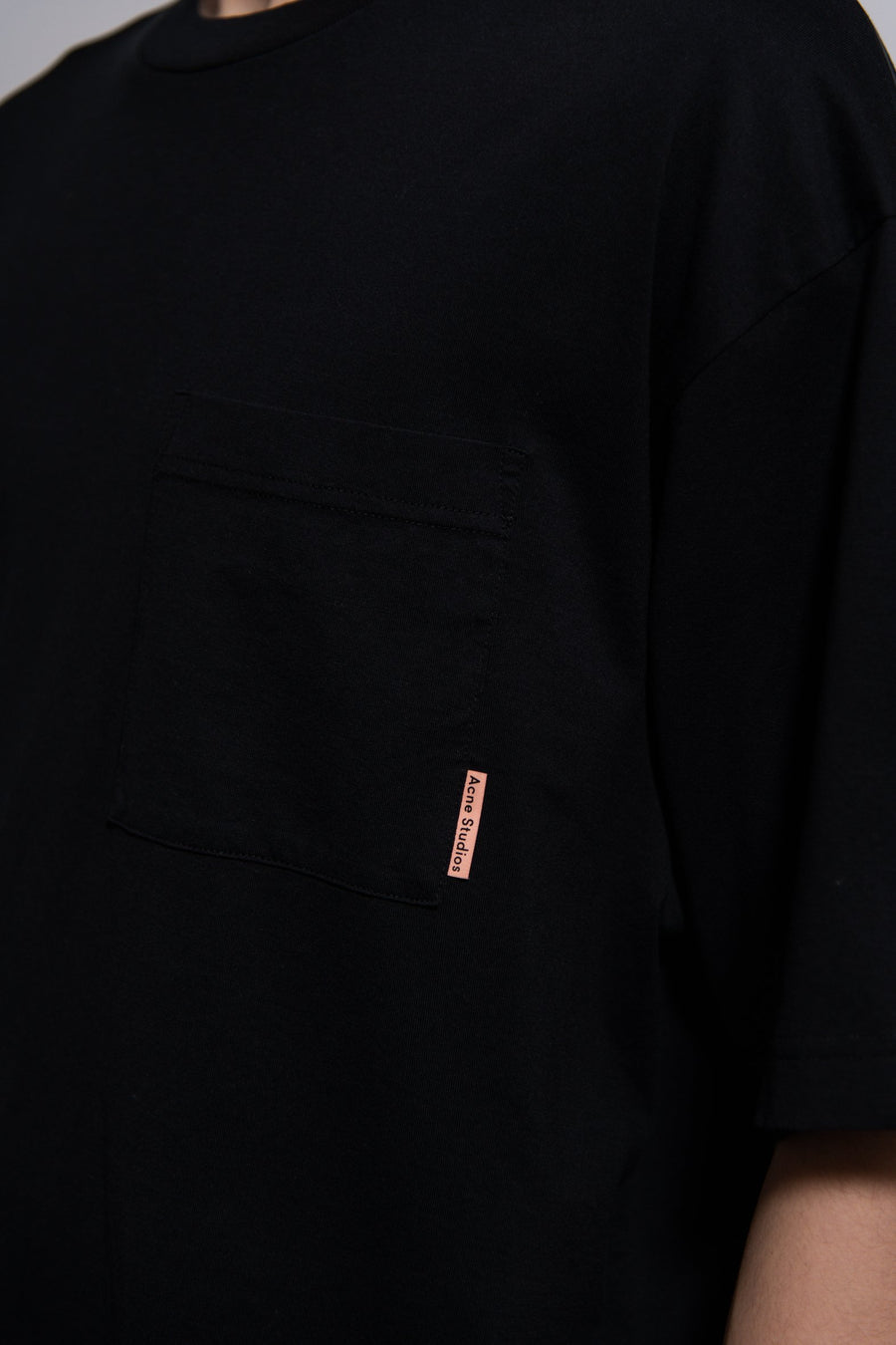 Pocket Tee Black TSHI000133