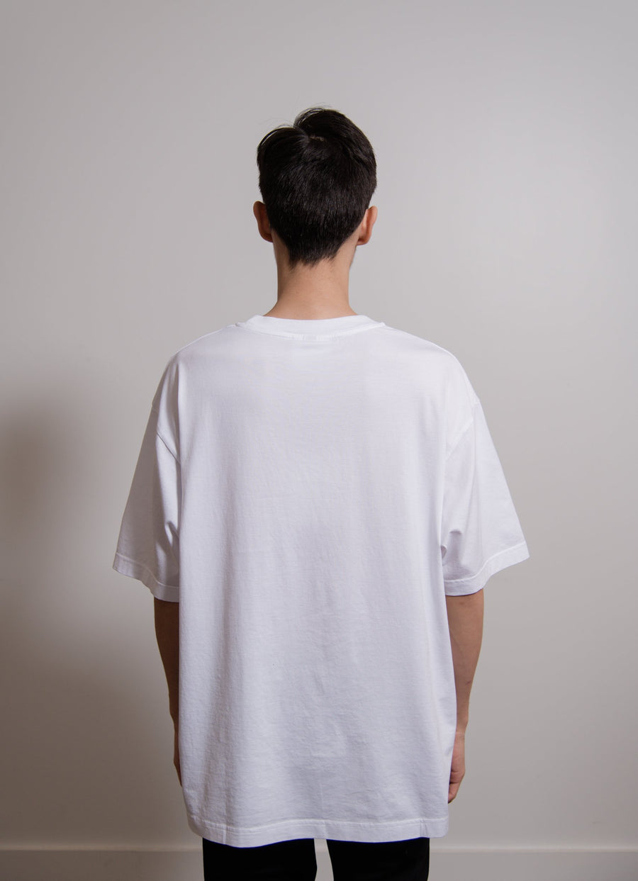 Pocket Tee White TSHI000133