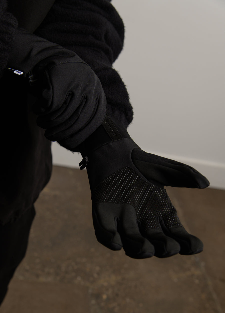 Apex ETIP Glove Black