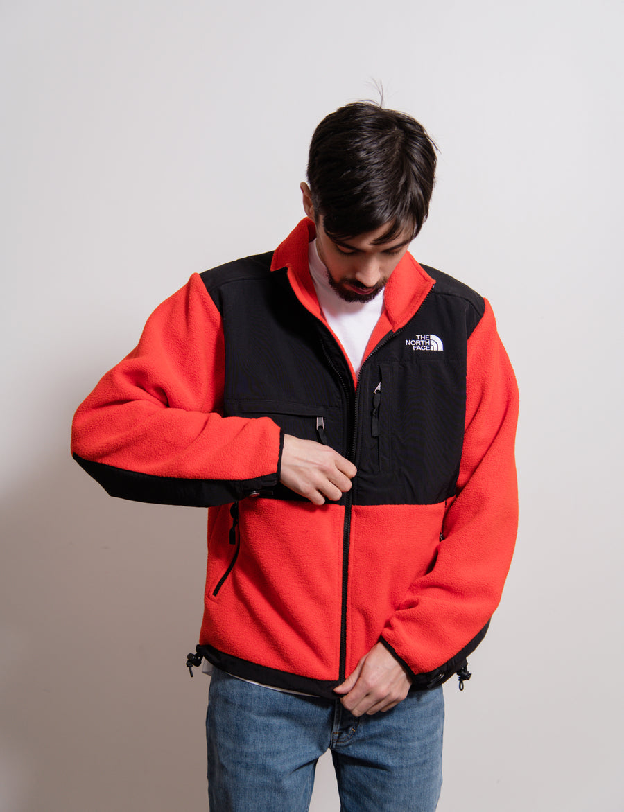 1995 Retro Denali Jacket Fiery Red
