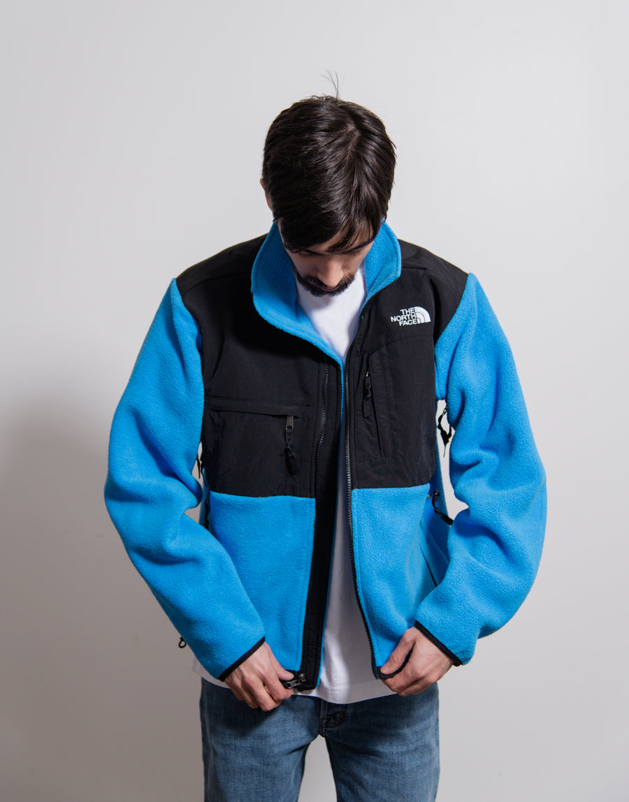 1995 Retro Denali Jacket Clear Lake Blue