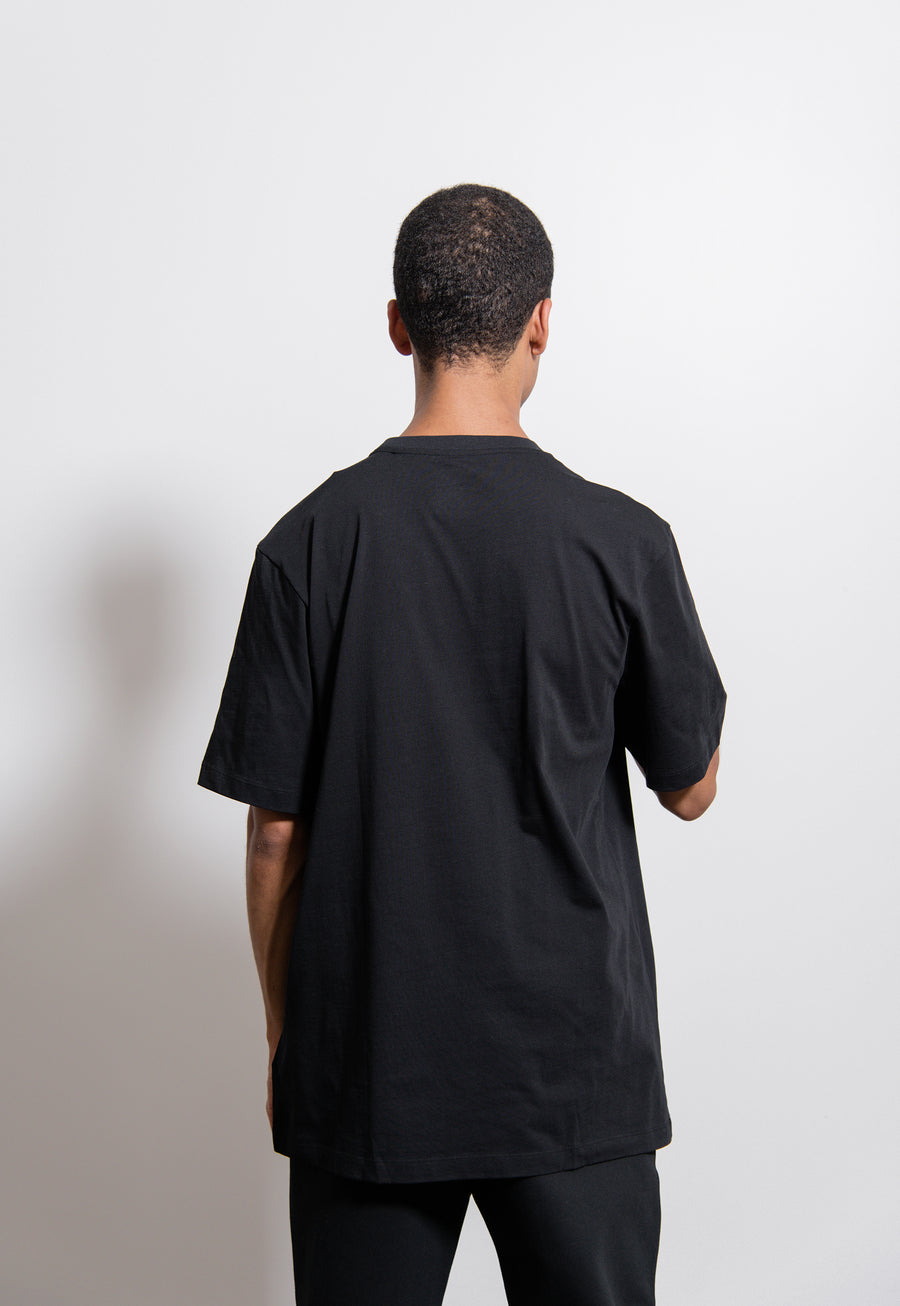 Spray Tee Black