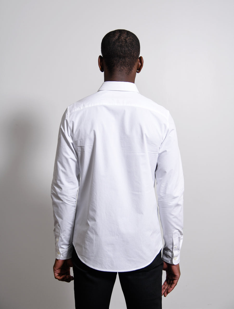 Casual Shirt White