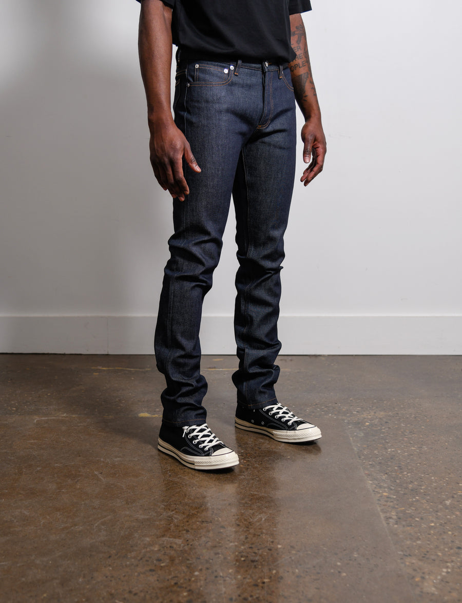 Petit Standard Denim Raw Indigo