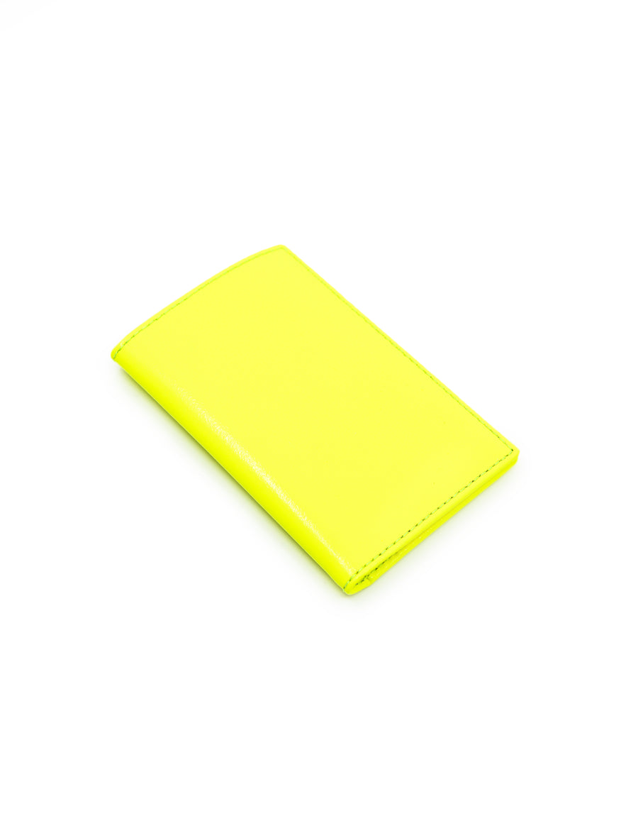 Super Fluo Cardholder Yellow SA6400SF