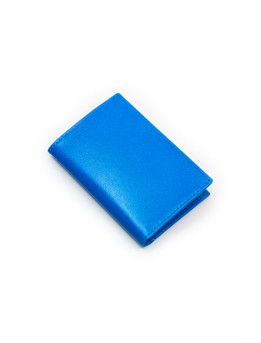 Super Fluo Cardholder Blue SA6400SF