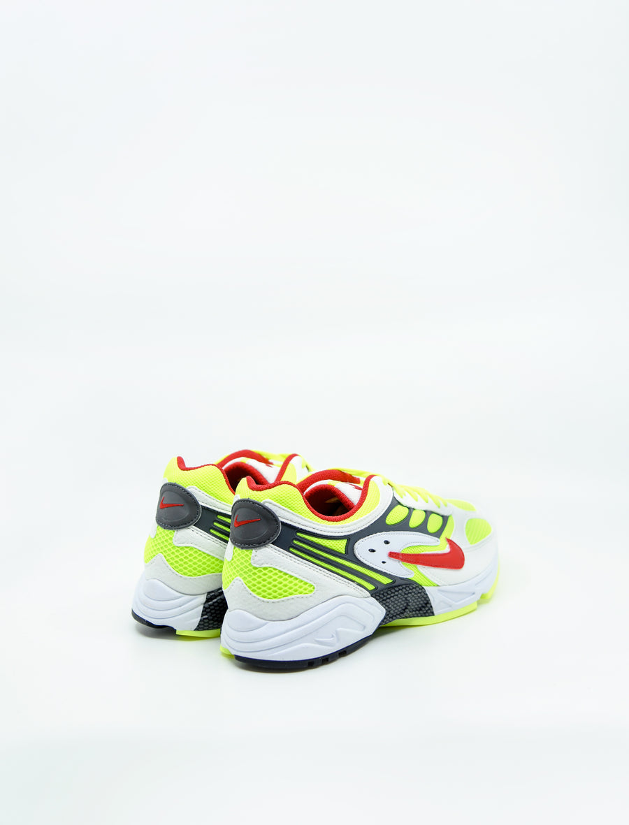 Air Ghost Racer White/Atom Red/Neon Yellow AT5410-100