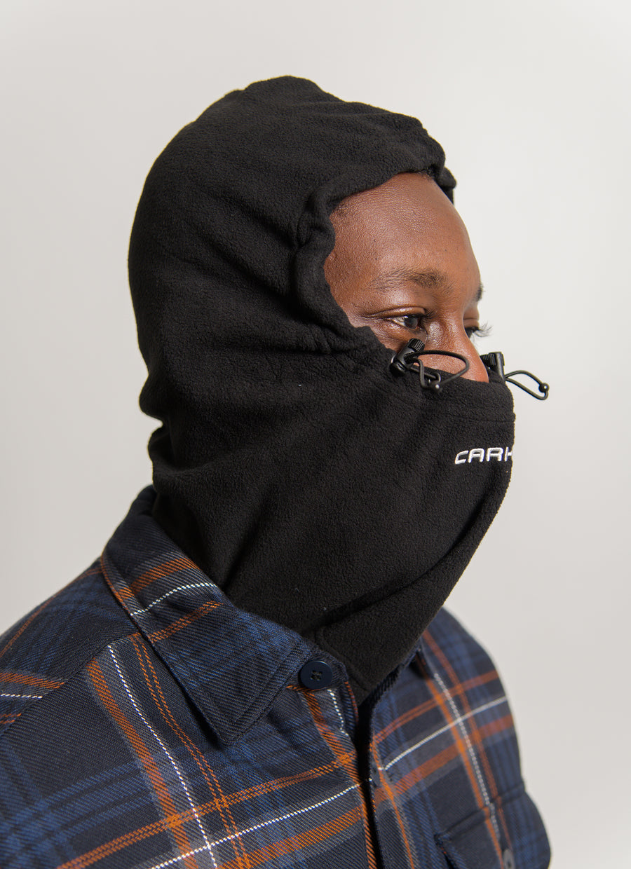 Beaumont Mask Black/Wax