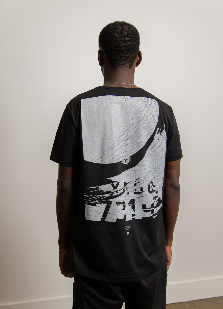 Graphic Tee Black 731920110