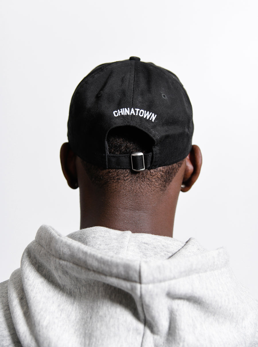 Nomad Chinatown 9TWENTY New Era Cap Black/White