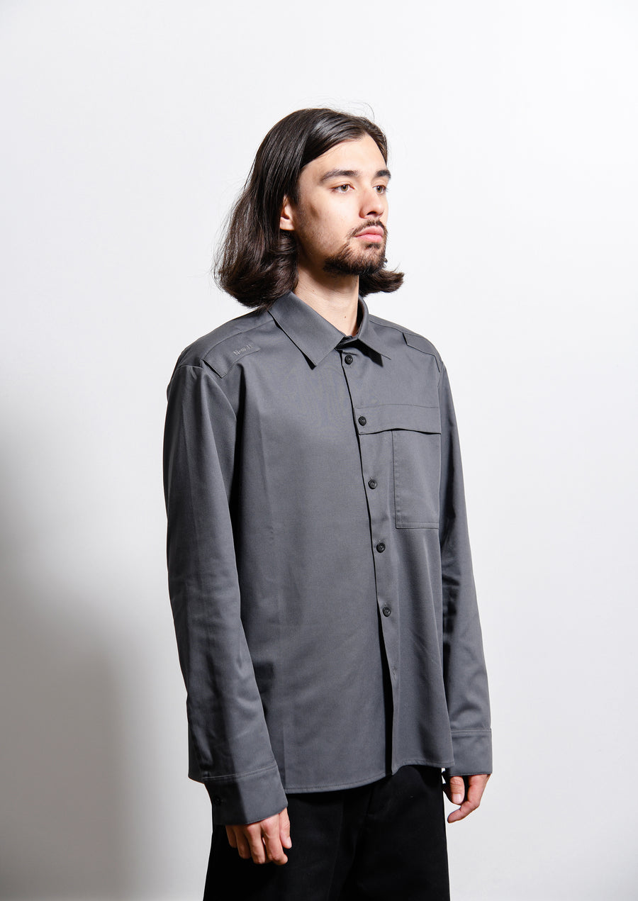 Basic Shirt Grey
