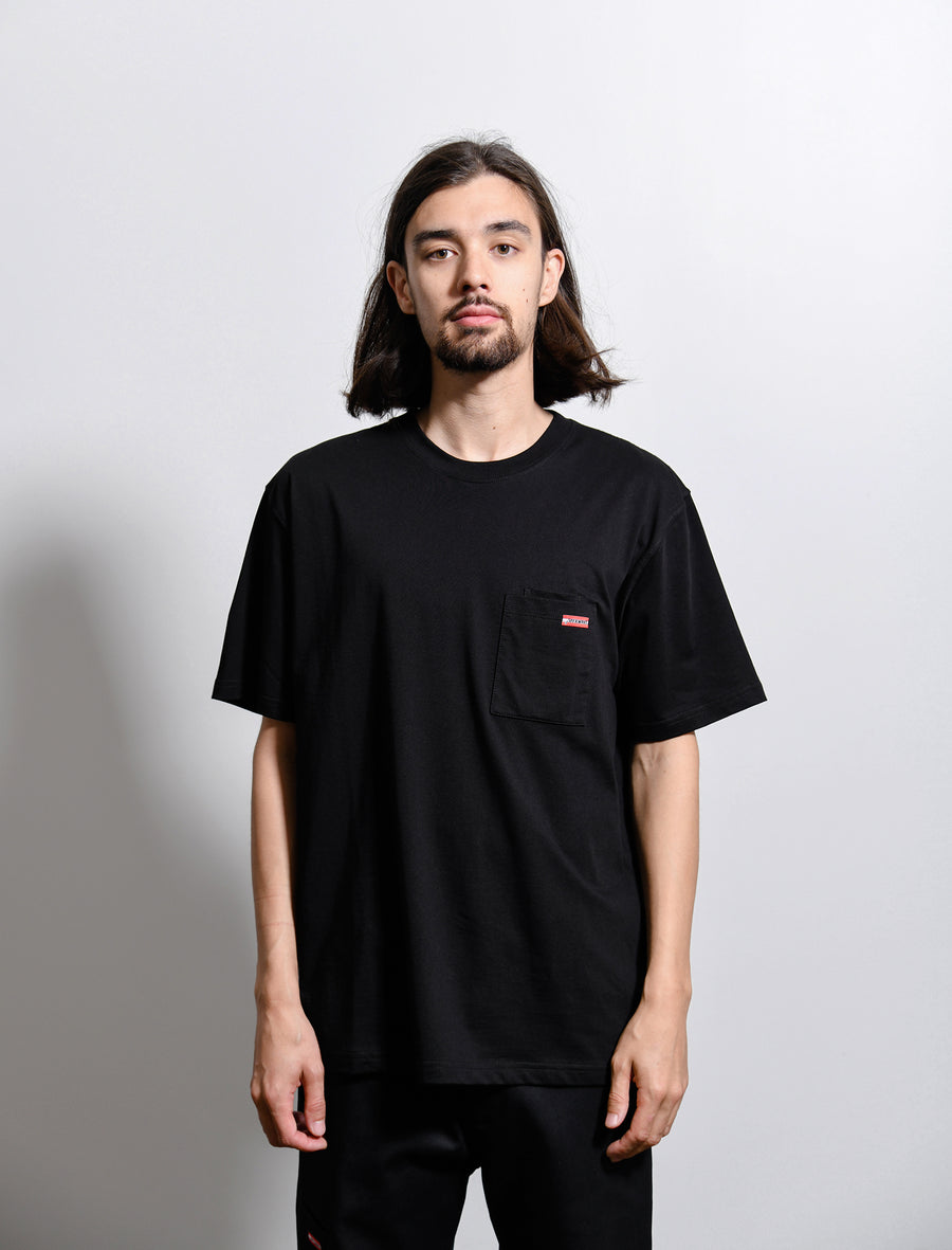 AFFXWRKS Pocket Tee Black