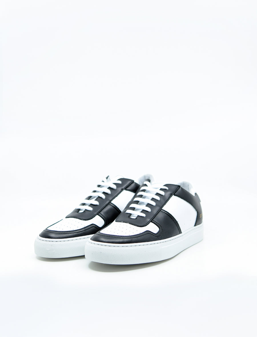 Bball Low Duo Tone White/Black