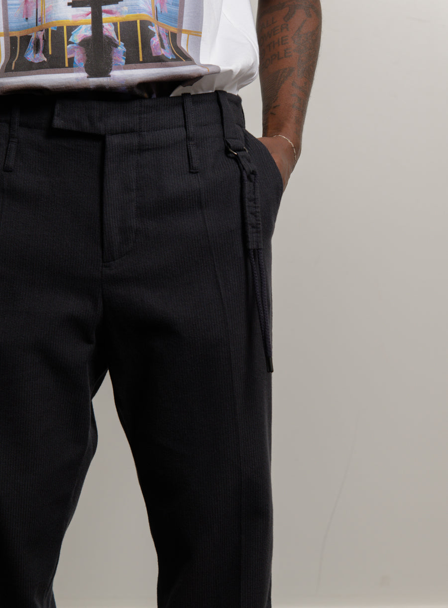 Uniform Trouser Dark Grey
