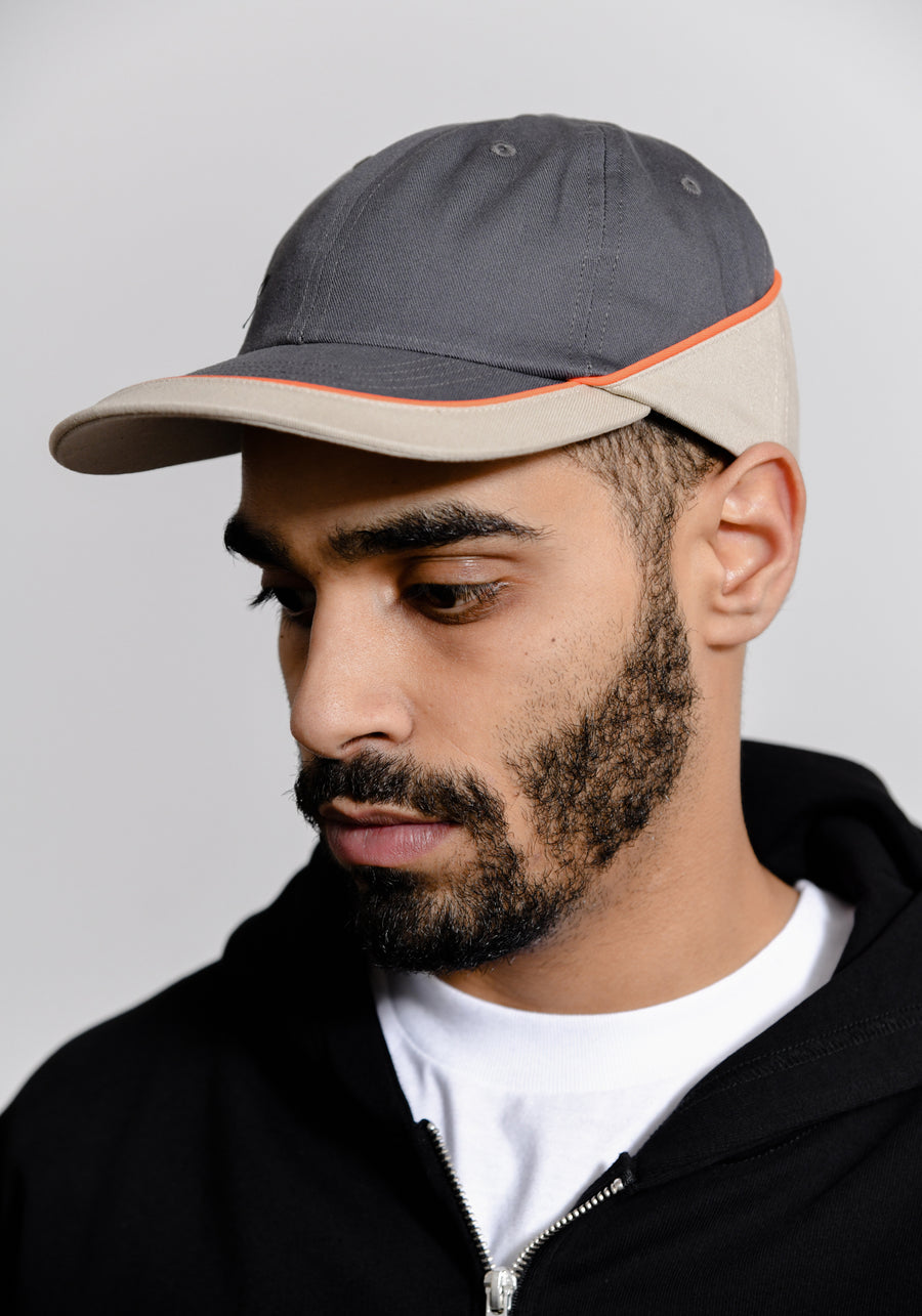 Worksuit Cap Dark Grey