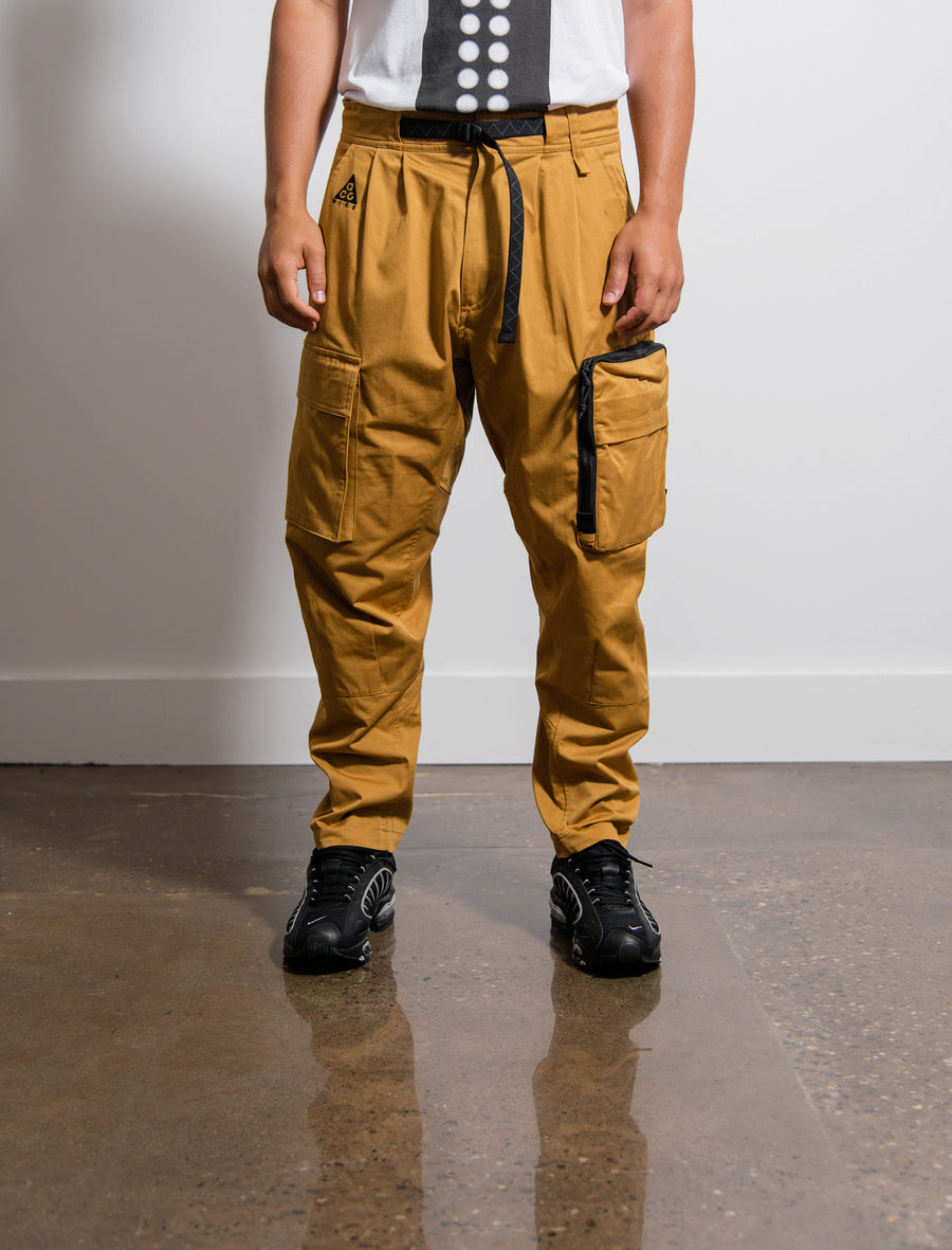 NRG ACG Woven Cargo Pant Wheat CD7646-790