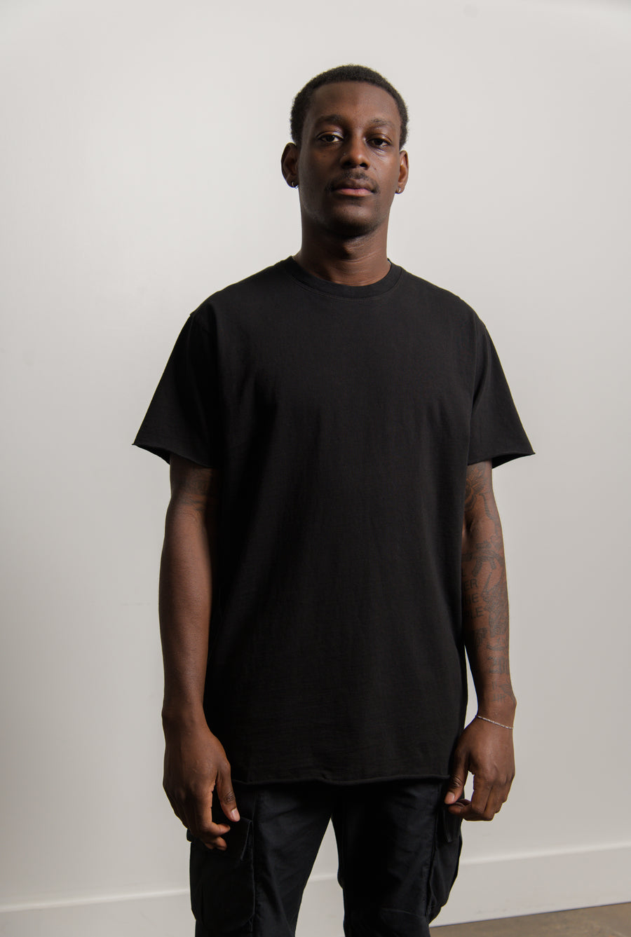 Anti-Expo Tee Black
