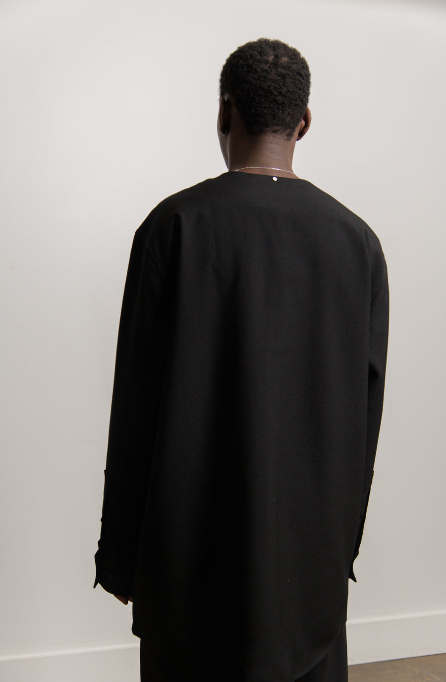 Spirit Long Shirt Black