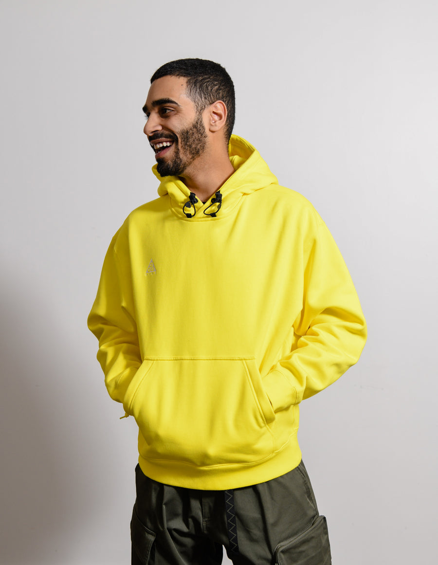 ACG Pullover Hoodie Optic Yellow/Summit White BQ3453-731