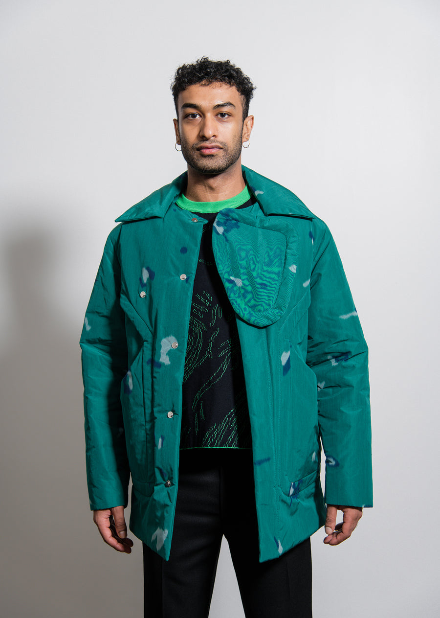 Kiwa Jacket Green