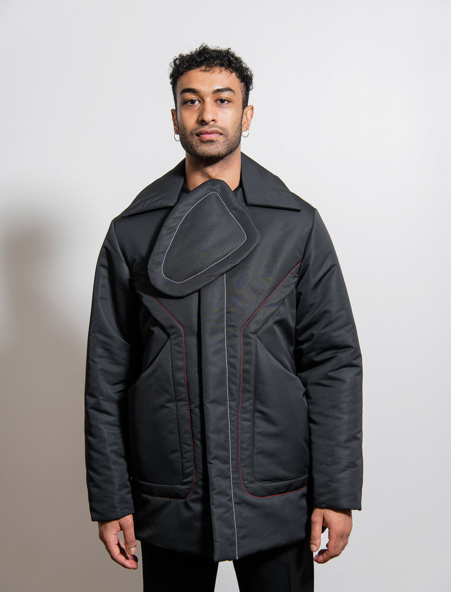Kiwa Jacket Black
