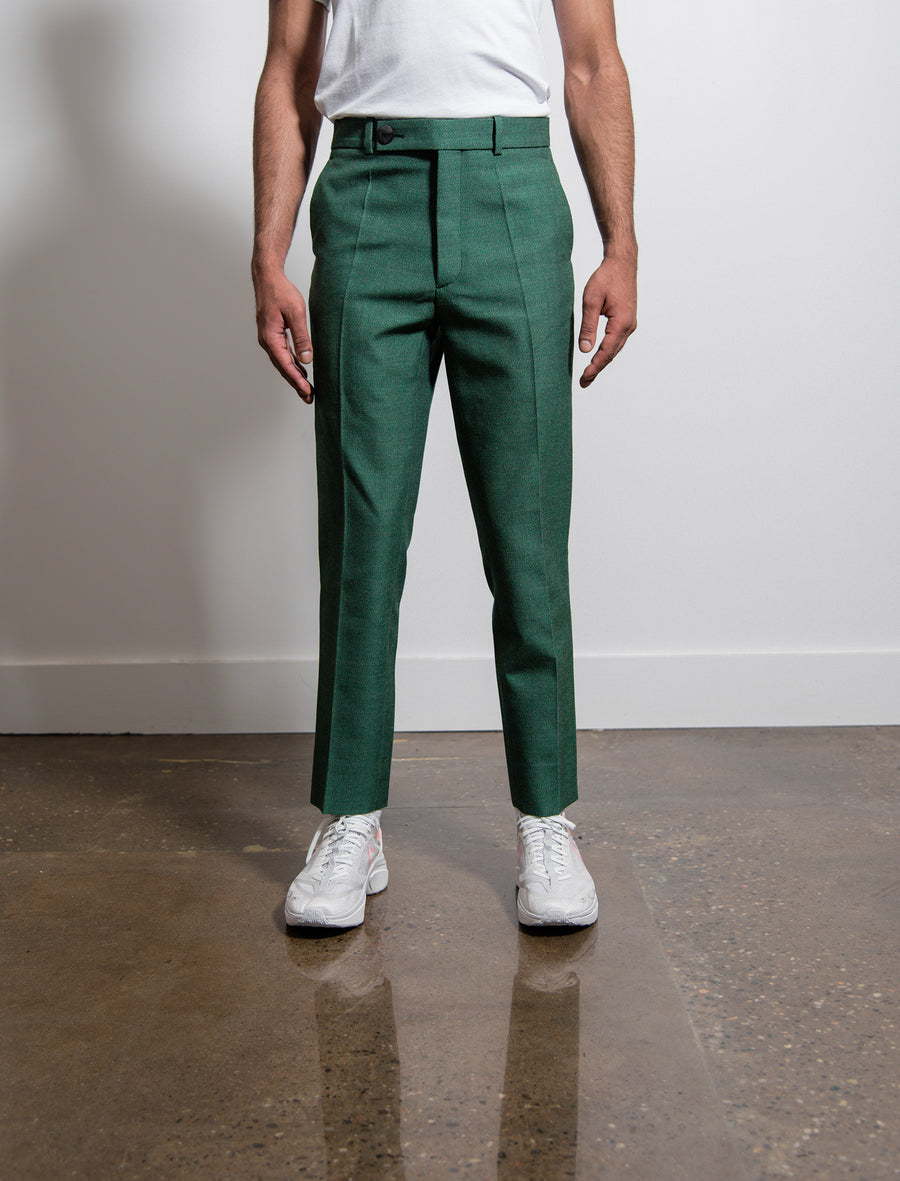Shil Trouser Green