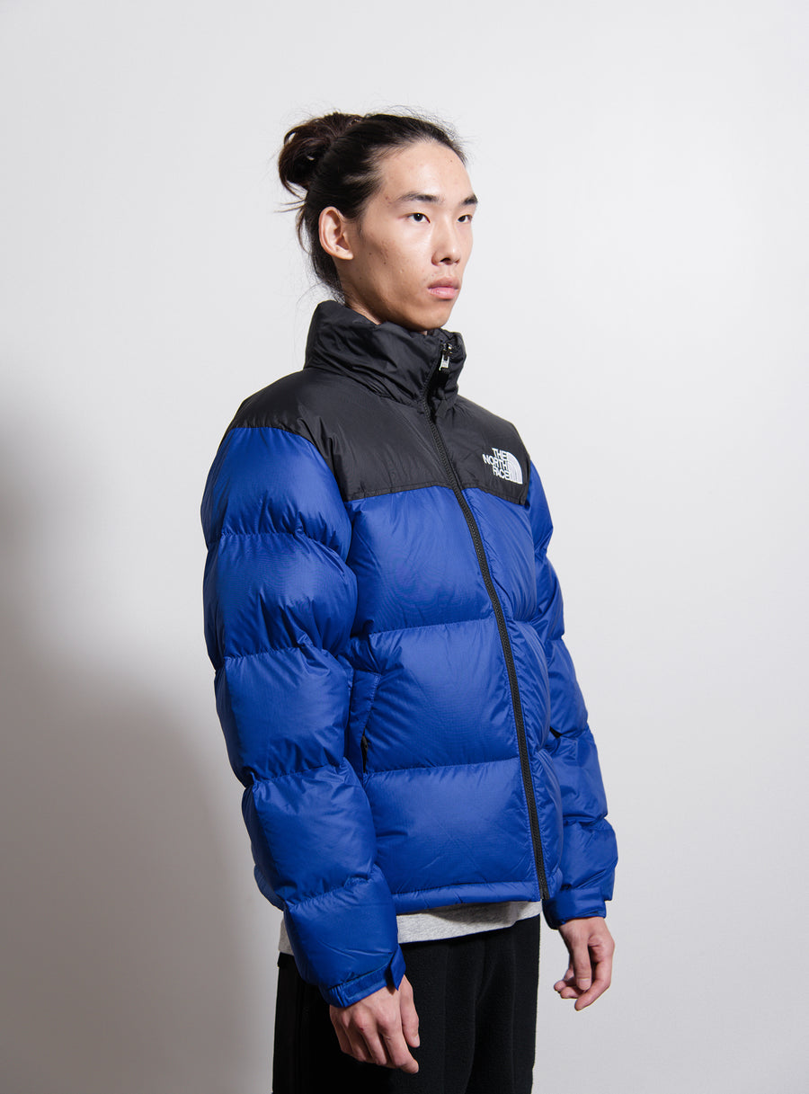 1996 Retro Nuptse Jacket Blue