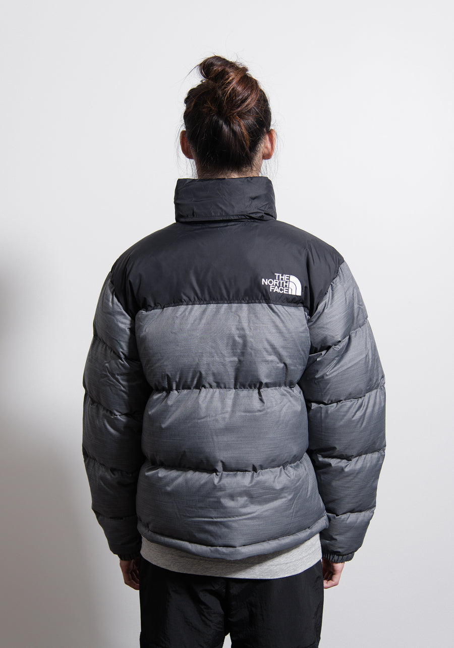 1996 Retro Nuptse Jacket Grey
