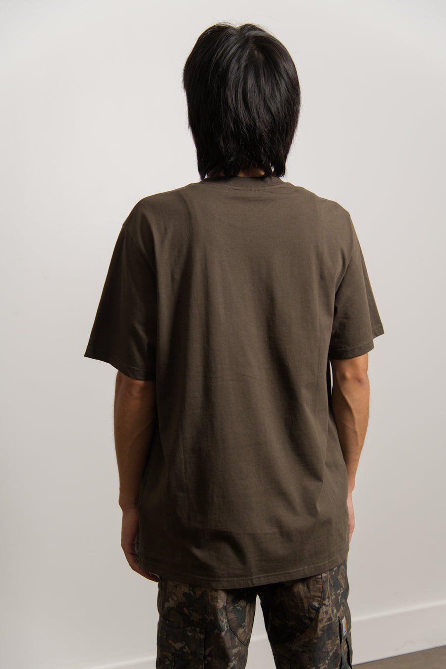 Short Sleeve Pocket Tee Cypress
