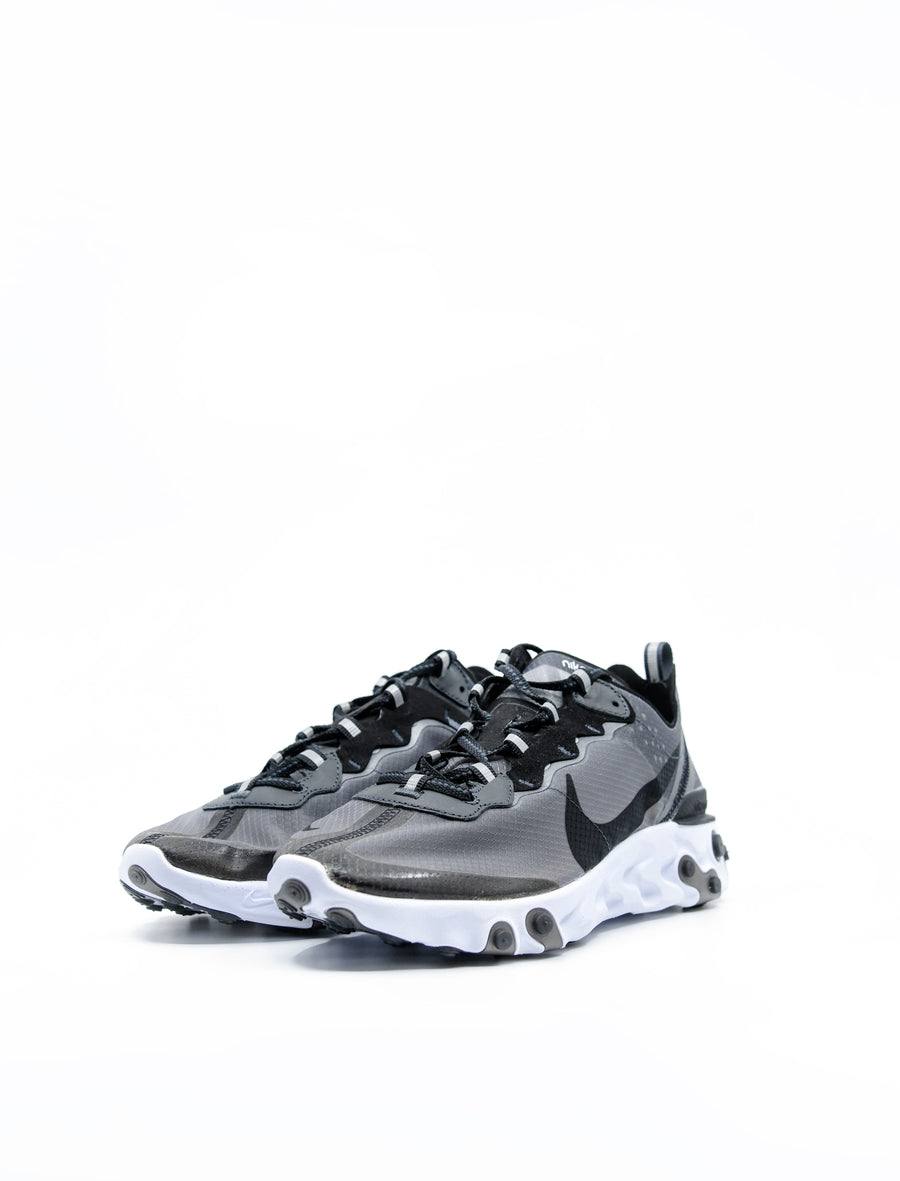 React Element 87 Anthracite/Black/White AQ1090-001