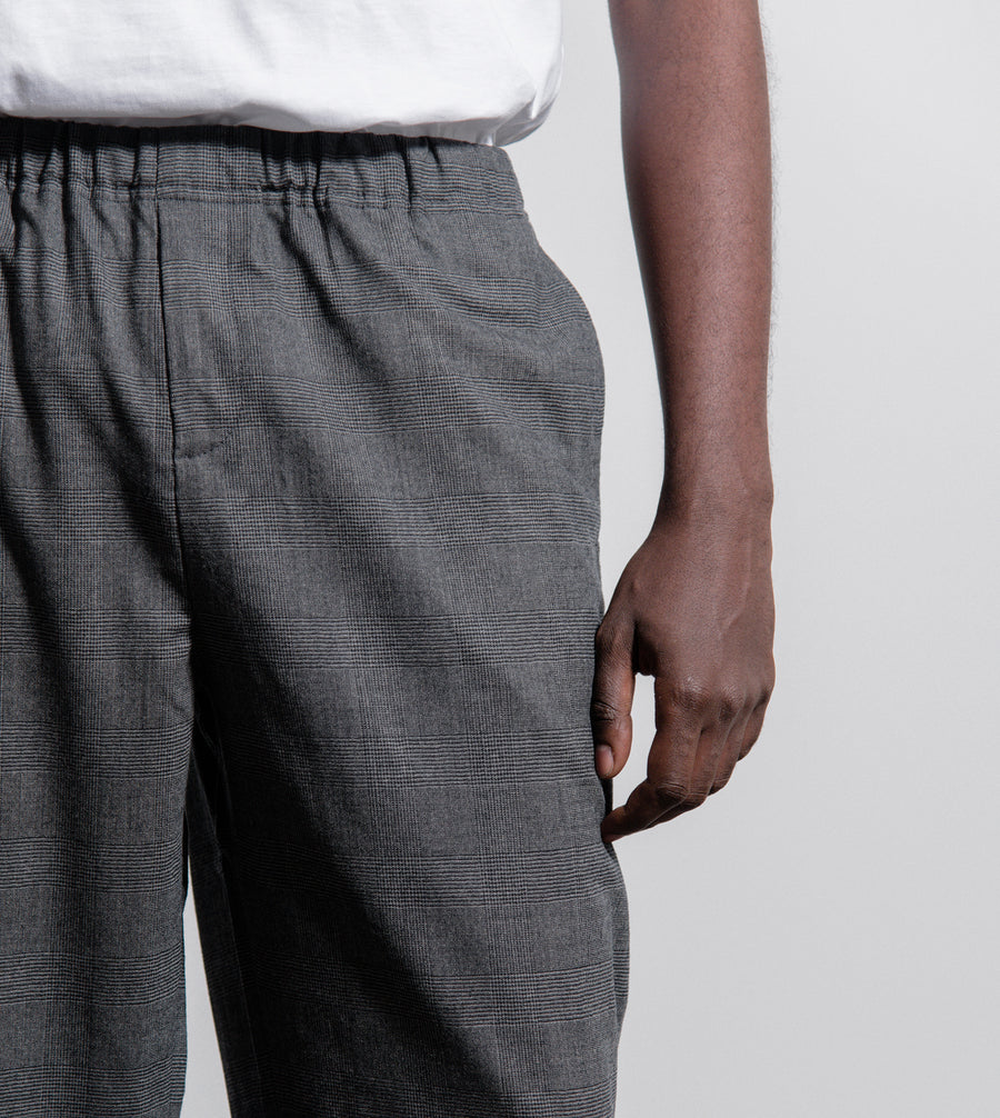 Wool Departure Pant Grey