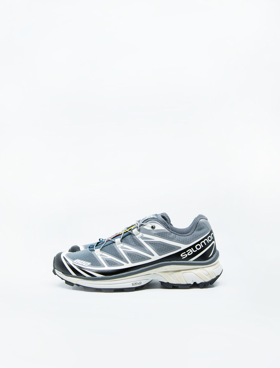 S/Lab XT-6 Softground LT ADV Monument/Phantom/Vanilla Ice