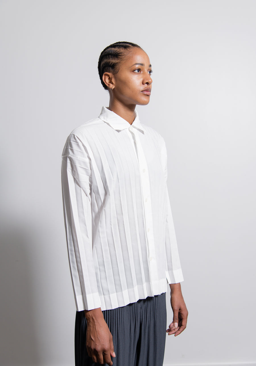 Edge Shirt White