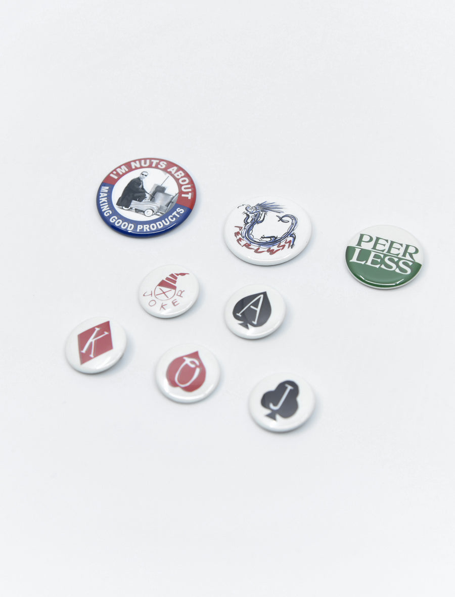 Pin Badge Set