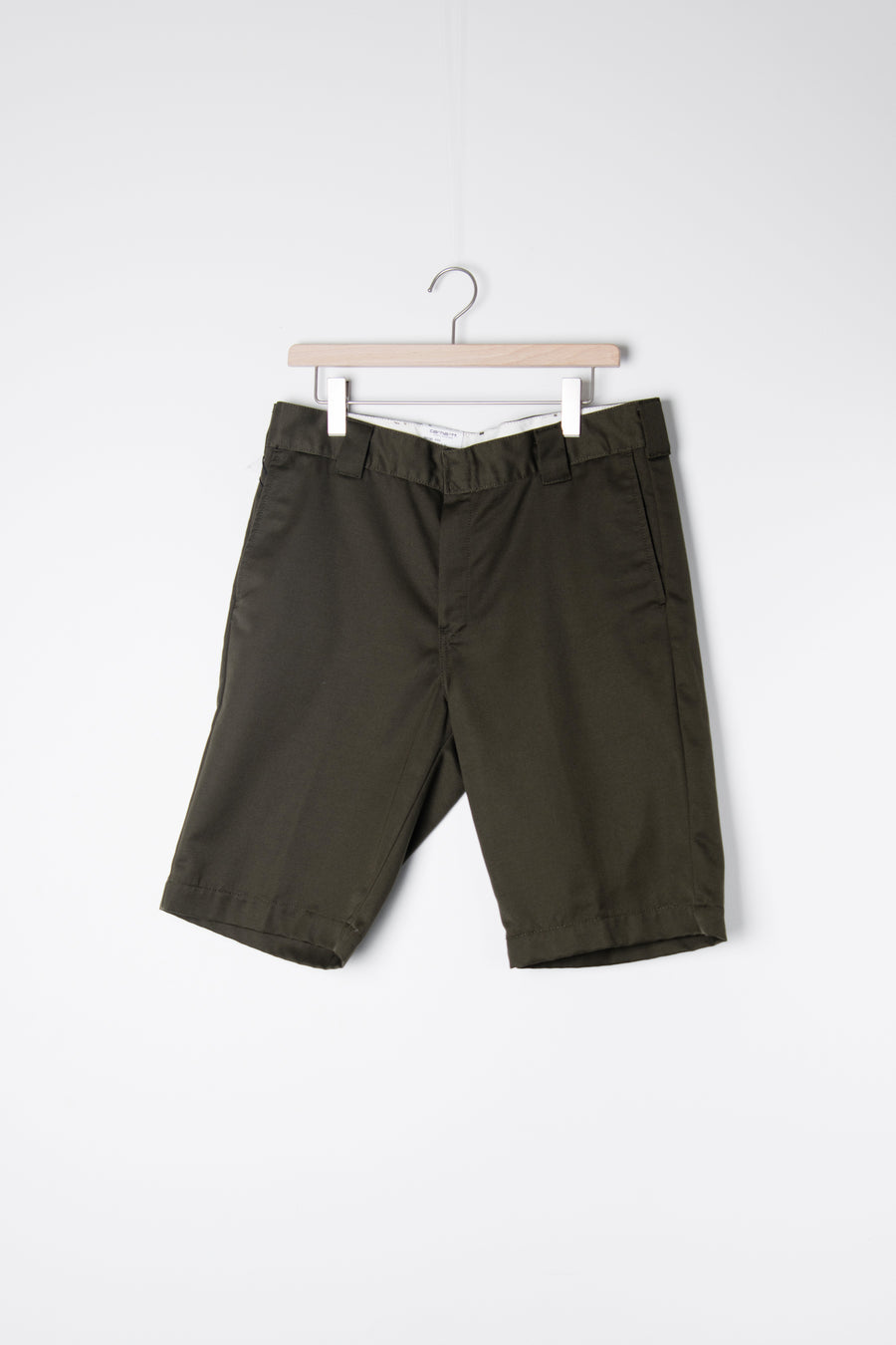 Basics Pleated Trouser Black JF150