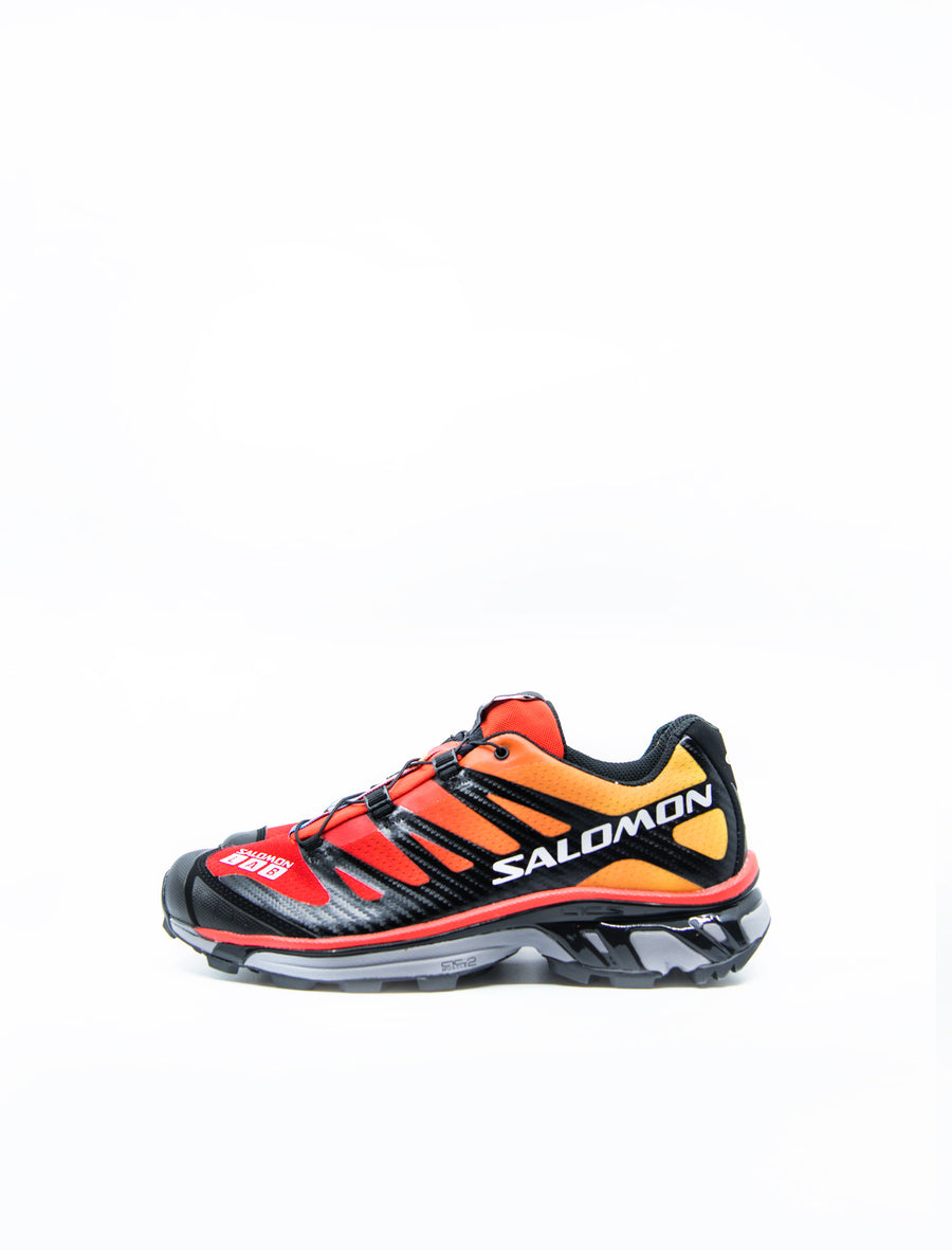 S/Lab XT-4 ADV Black/Fiery Red/Impact Yellow