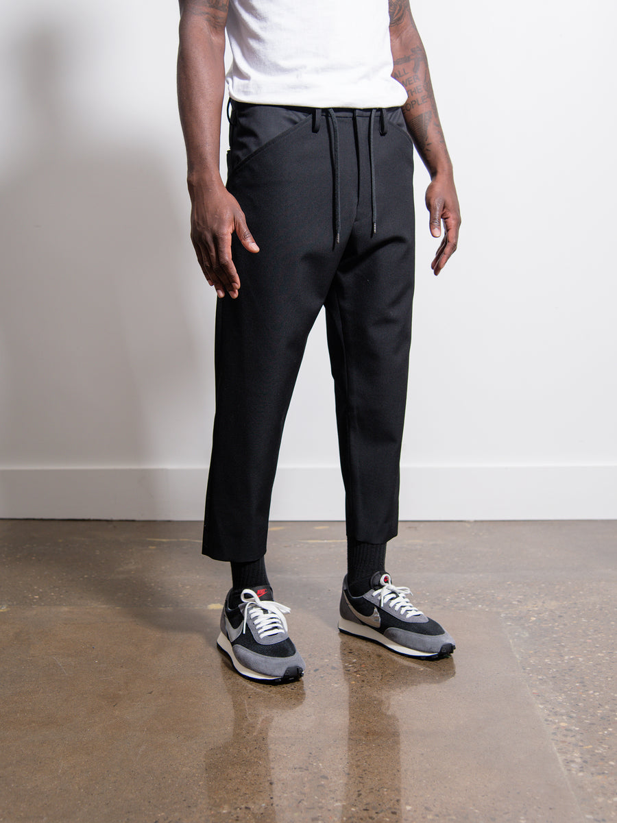 5 Pocket Twill Kruta Pant Black