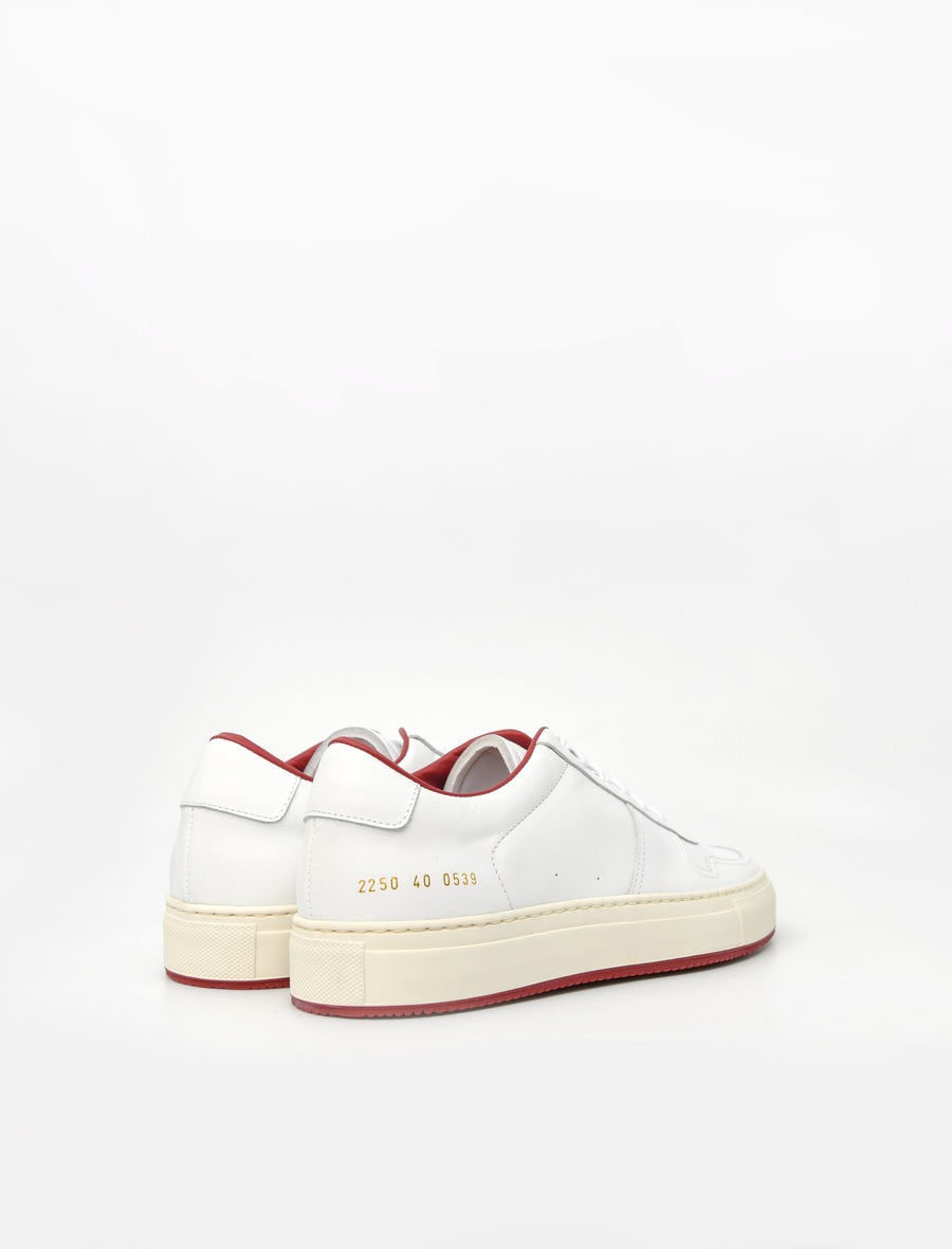 Bball '88 White/Red