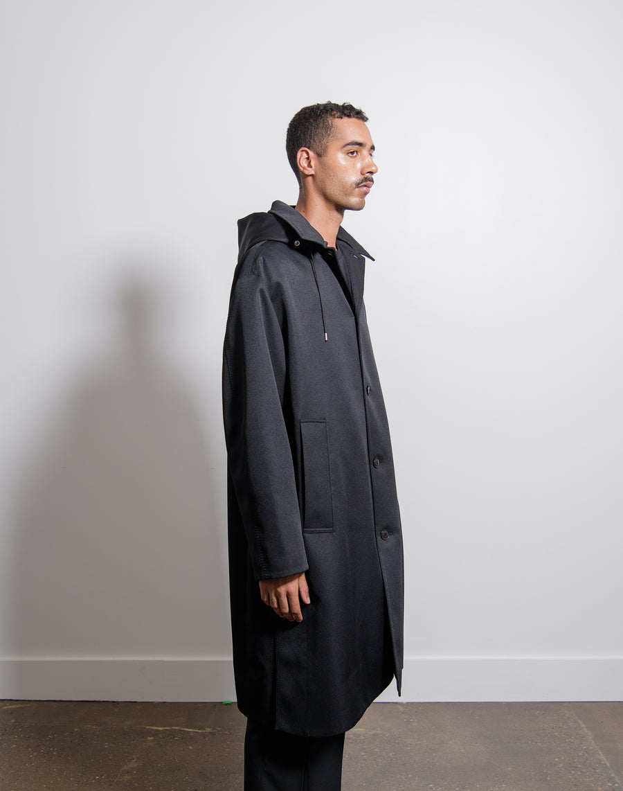 Tusk Coat Black