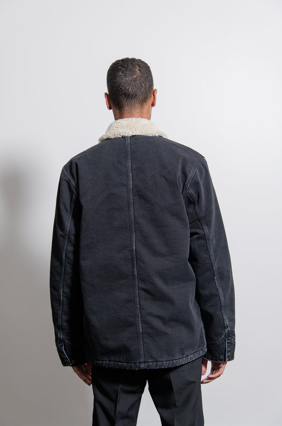 Fairmount Coat Black