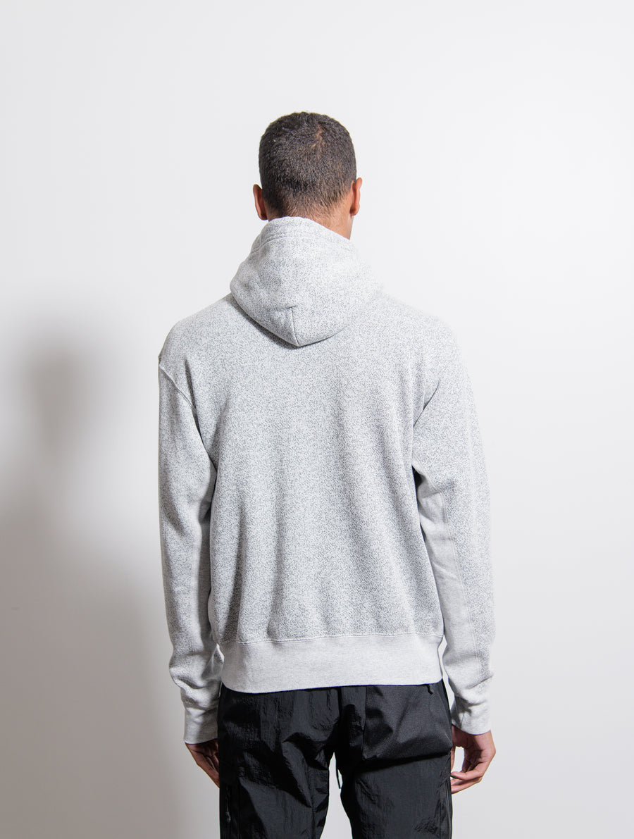 Spec Fleece Hoodie Grey