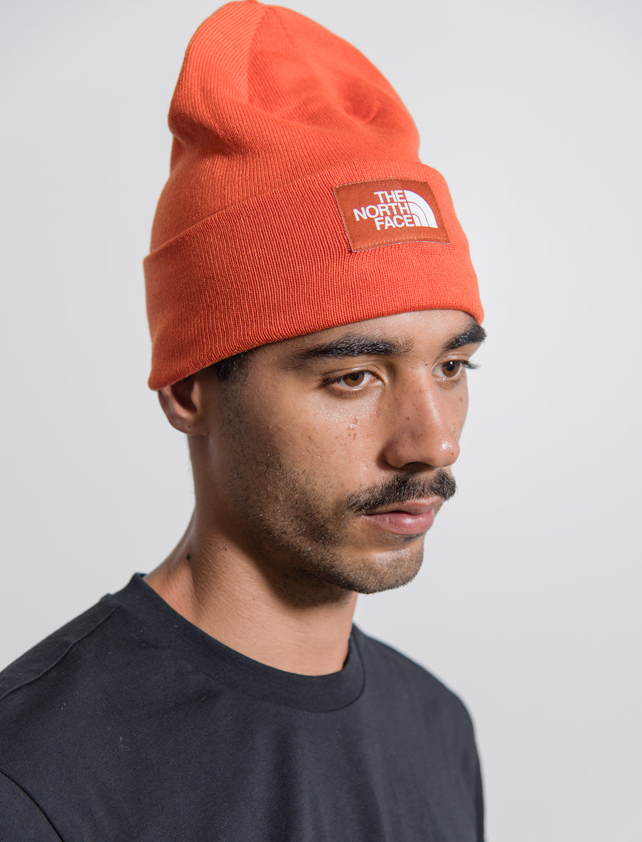 Dock Worker Beanie Papaya