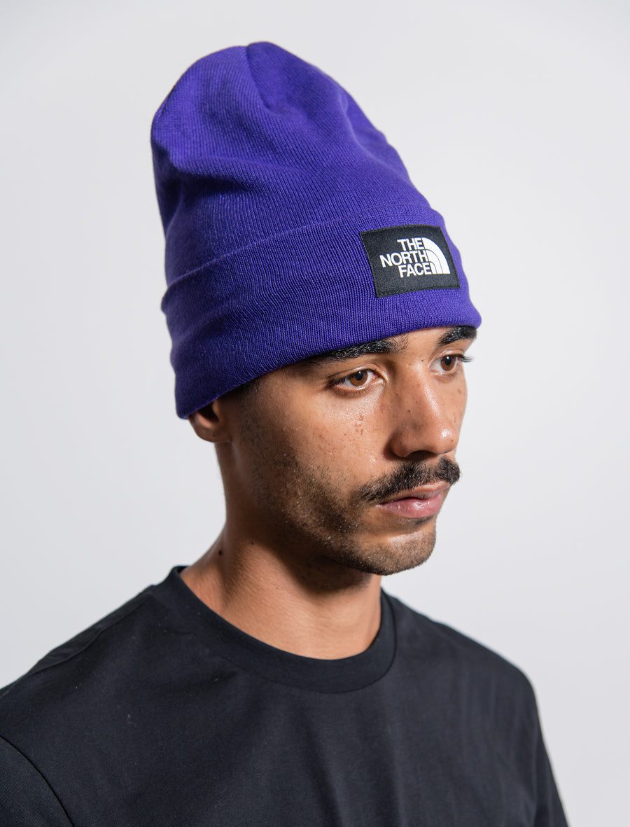 Dock Worker Beanie Purple