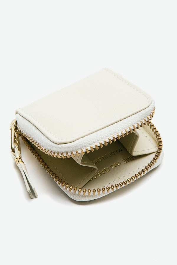 Classic Coin Pouch Off-White
