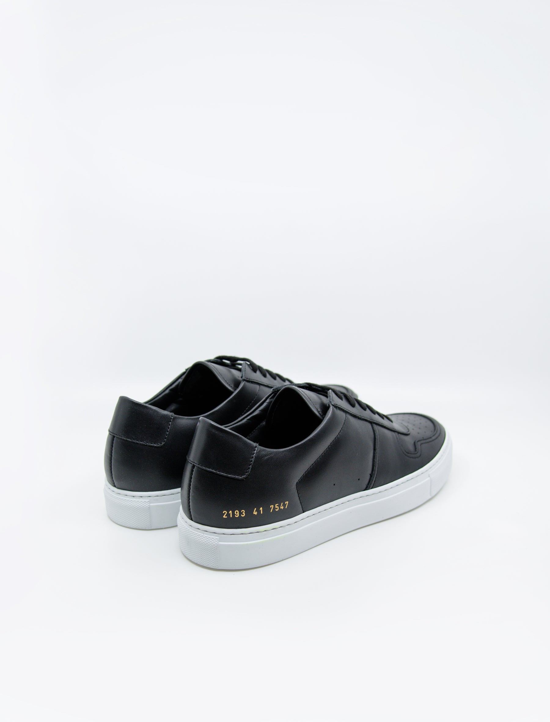 10053b561a895 ... Common Projects Bball Low Black White · Bball Low Black White