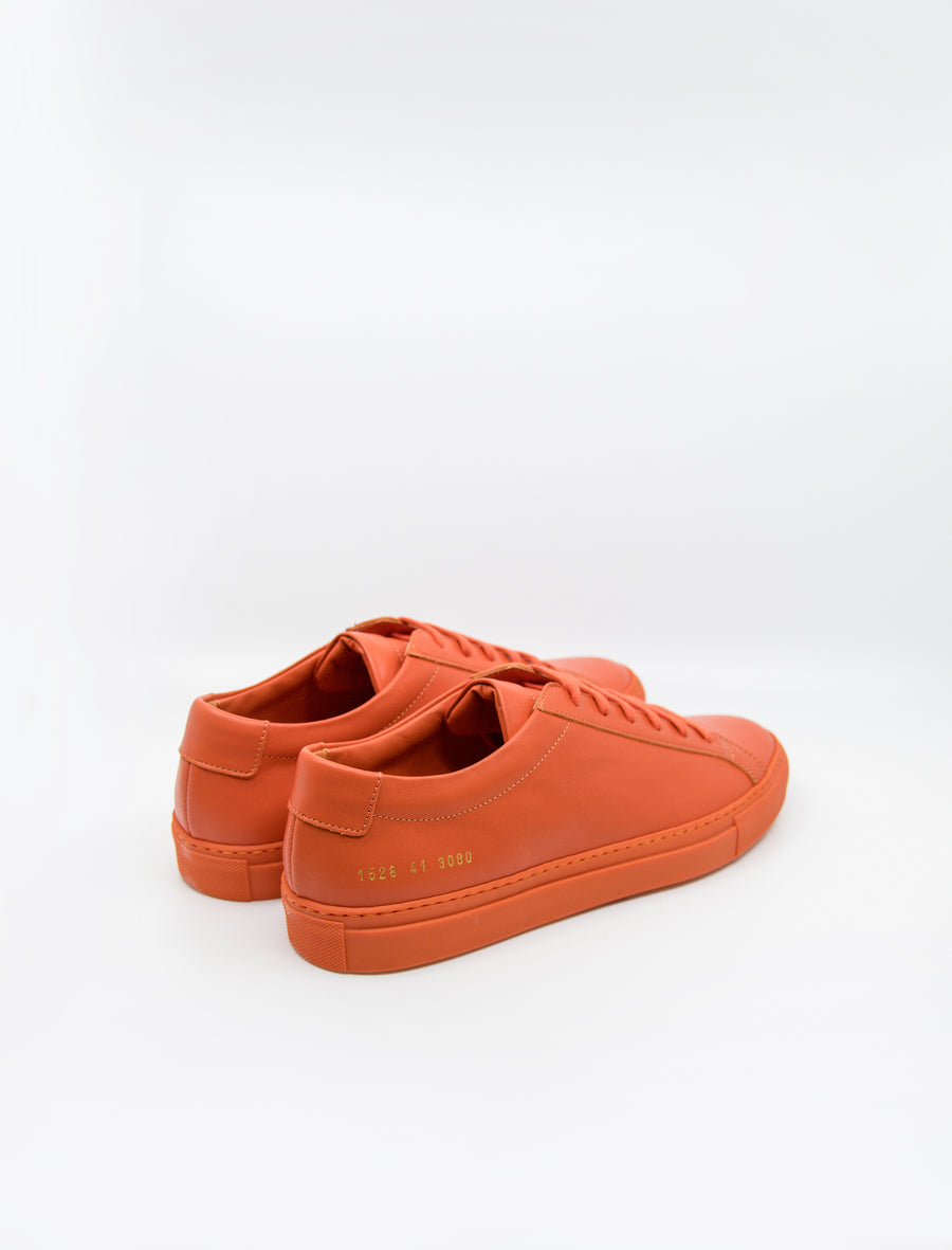 Common Projects Achilles Low Orange